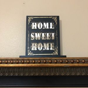 Home Sweet Home Accent Piece